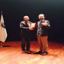 Prof. Dr. Recep Şentürk hocama saygılarımla